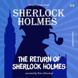Album cover of The Return of Sherlock Holmes