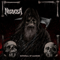 Nervosa – Downfall of Mankind 2018 CD Completo