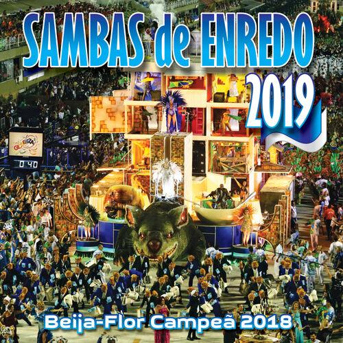 Baixar CD Sambas De Enredo Das Escolas De Samba 2019 – Various Artists (2018) Grátis