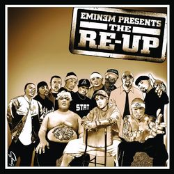 CD Eminem - Eminem Presents The Re-Up 2006