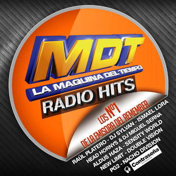 Mdt Radio Hits: Los Nº1 de la Emisora del Remember Mix cover