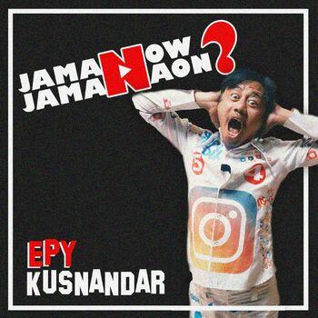 Jaman Now Jaman Naon cover