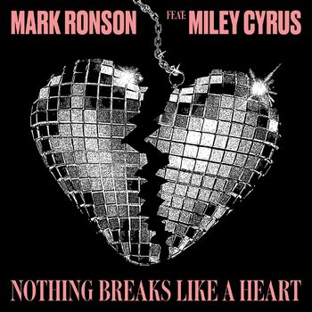 Nothing Breaks Like a Heart (feat. Miley Cyrus) cover