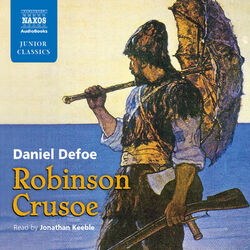 Robinson Crusoe retold for younger listeners by Roy McMillan (Abridged) Audiobook