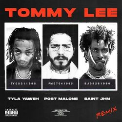 Tyla Yaweh – Tommy Lee (Remix) CD Completo
