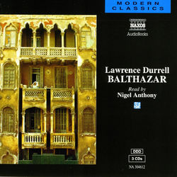 Lawrence Durrell : Balthazar Audiobook