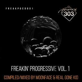 Album cover of Freakin Progressive Vol 1