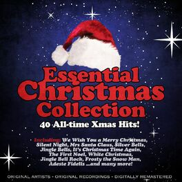 Album cover of Essential Christmas Collection - 40 All-time Xmas Hits! (Remastered Version)