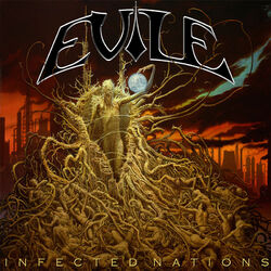 Evile – Infected Nations 2009 CD Completo
