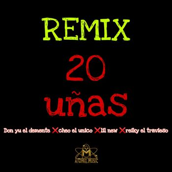 20 Uñas cover
