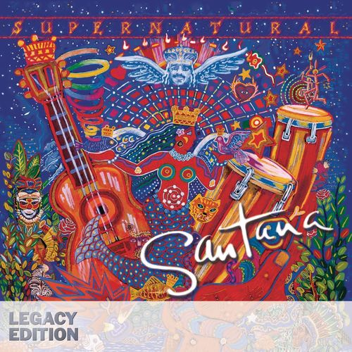 Baixar Single Supernatural (Legacy Edition), Baixar CD Supernatural (Legacy Edition), Baixar Supernatural (Legacy Edition), Baixar Música Supernatural (Legacy Edition) - Santana 2018, Baixar Música Santana - Supernatural (Legacy Edition) 2018