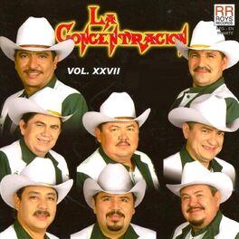 Album cover of La Concentración, Vol. XXVII