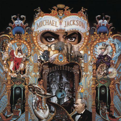 Baixar Single Dangerous, Baixar CD Dangerous, Baixar Dangerous, Baixar Música Dangerous - Michael Jackson 2018, Baixar Música Michael Jackson - Dangerous 2018