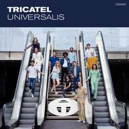 Album cover of Tricatel Universalis