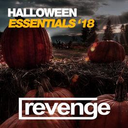 Album cover of Halloween Essentials '18