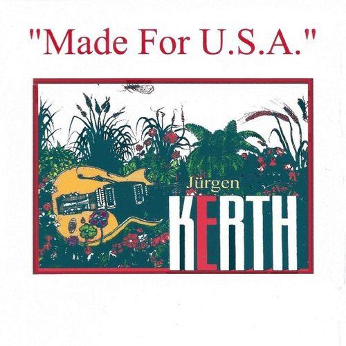 Jurgen Kerth - Made for U.S.A (2021) [Blues] mp3 320 kbps