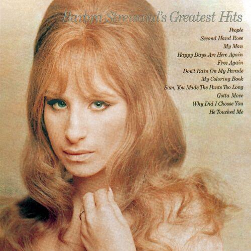 Baixar CD Barbra Streisand's Greatest Hits – Barbra Streisand (2015) Grátis