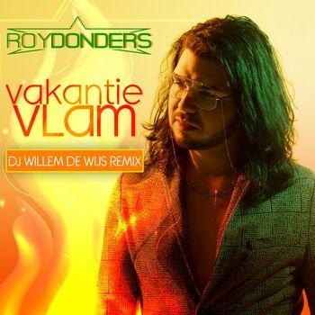 Vakantievlam (DJ Willem de Wijs Remix) cover