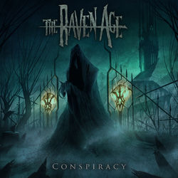 The Raven Age – Conspiracy 2019 CD Completo