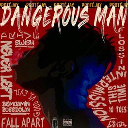 Album cover of Dangerous Man