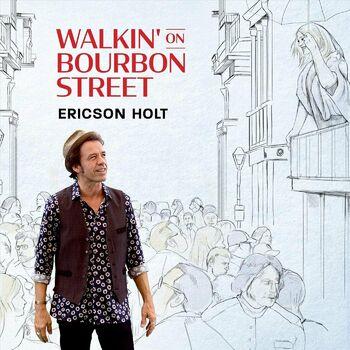Walkin' on Bourbon Street cover