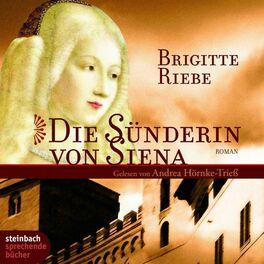 Album cover of Die Sünderin von Siena (Gekürzt)