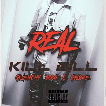 Real (feat. Givenchy Boog & Galore) cover