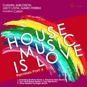House Music Is Love : House Music Is Love cover