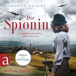 Die Spionin (Gekürzt) Audiobook