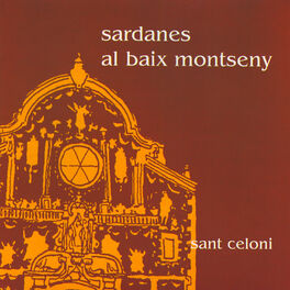 Album cover of Sardanes al Baix Montseny