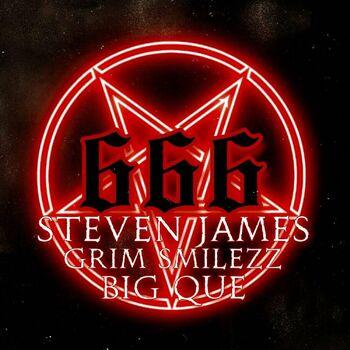 666 (feat. Grim Smilezz & Big Que) cover