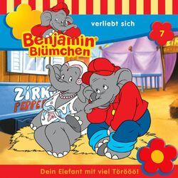 Folge 7 - Benjamin Blümchen verliebt sich