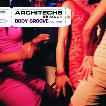 Body Groove cover
