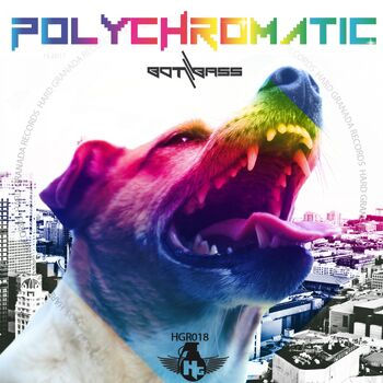 Polychromatic cover