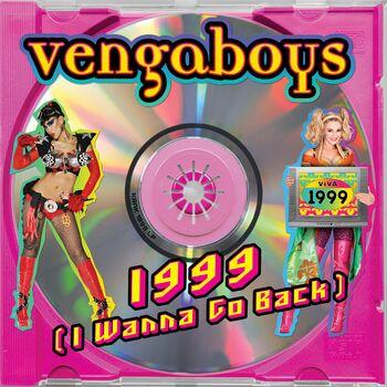 1999 (I Wanna Go Back) cover