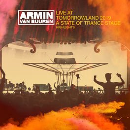 Album cover of Live at Tomorrowland 2019 [A State Of Trance Stage] (Highlights)