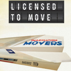 Licensed to Move