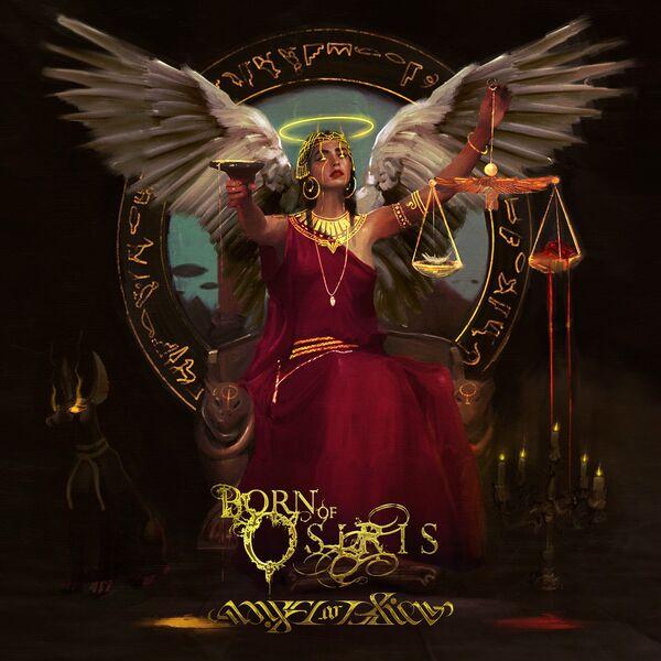 Born of Osiris - Angel or Alien (2021)