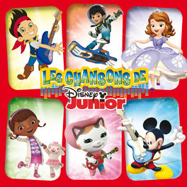 Album cover of Les Chansons de Disney Junior