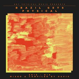 Album cover of Get Physical Music Presents: Brazil Gets Physical 2015 - Mixed & Compiled by Davis