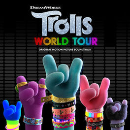 Album cover of TROLLS World Tour (Original Motion Picture Soundtrack)