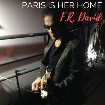 Paris Is Her Home cover