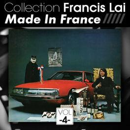 Album cover of Collection Francis Lai: Made in France, Vol. 4 (Bandes originales de films)