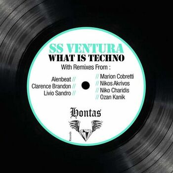 What Is Techno (Livio Sandro Remix) cover