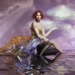 SOPHIE – OIL OF EVERY PEARL'S UN-INSIDES 2018 CD Completo