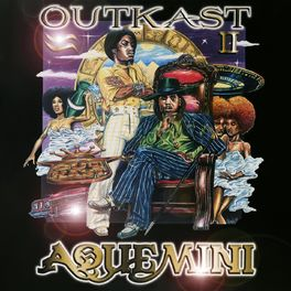 Album cover of Aquemini