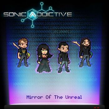 Mirror of the Unreal cover