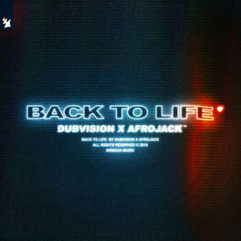 Album cover of Back To Life