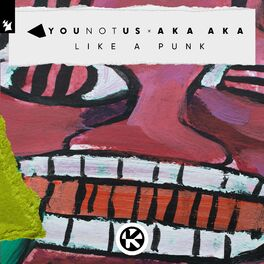 Album cover of Like A Punk