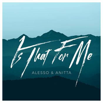 Is That for Me cover